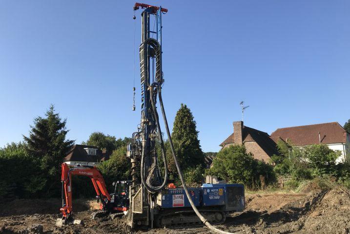 Residential New Build Development In Shenfield, Essex
