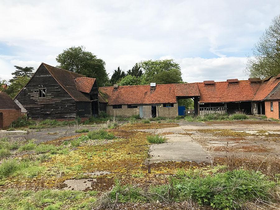 Bury Farm, Epping